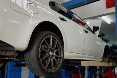 SUSPENSION SERVICES