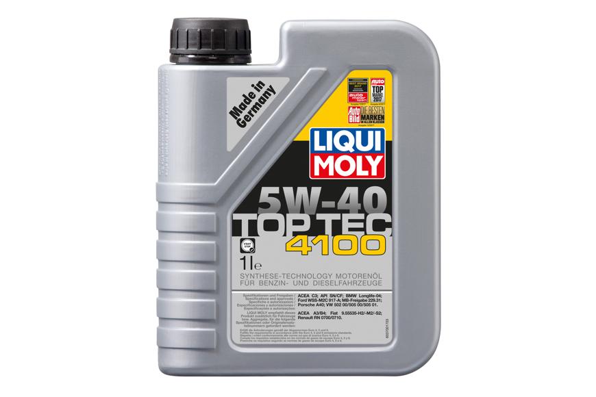 Liqui Moly Top Tec 4100 5W-40 3702