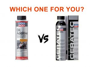 Reducing Friction: Liqui Moly MoS2 vs Cera Tec