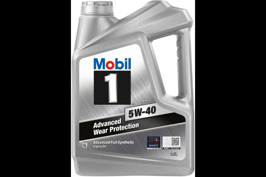 Mobil 1 FS X2 5W40 Engine Oil