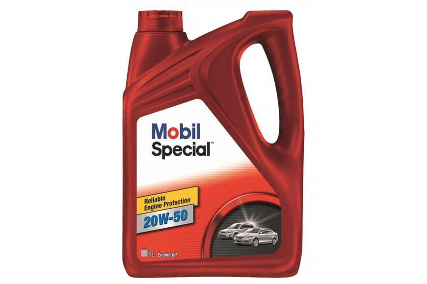 Mobil Special 20W50 Engine Oil