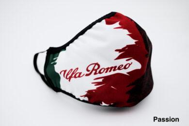 Alfa Romeo Face Mask – Passion