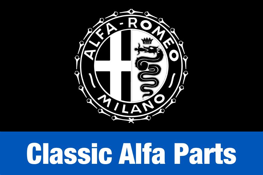 Classic Alfa Romeo Parts