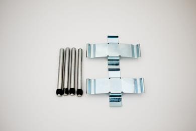 Front Brake Pad Retaining Pin and Spring Set – Large