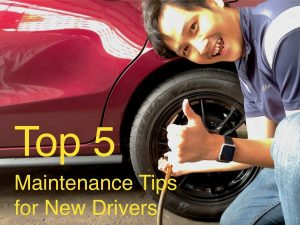 Top 5 Car Maintenance Tips for New Drivers