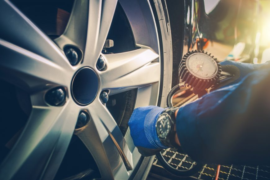 The Importance of Maintaining Proper Tire Pressure