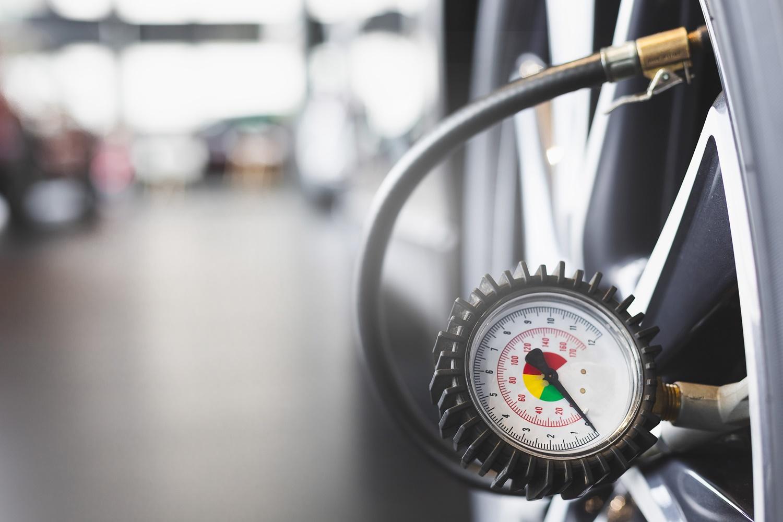 Tyre pressure monitoring
