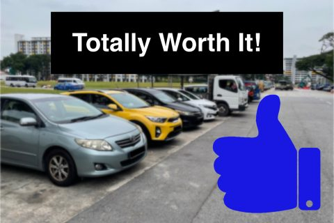 Why owning a car in Singapore is worth it