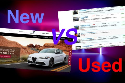 Deciding Between a New or Used Car